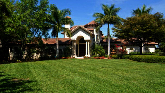 Cambridge Club Real Estate Homes for Sale in Naples, Florida
