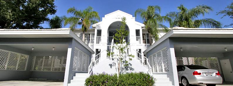 Chanteclair Maisonettes Real Estate Condos for Sale in Pelican Bay Naples, Florida