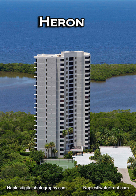Heron High-rise condos at Pelican Bay