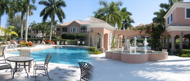The Pointe Real Estate Villas for Sale in Pelican Bay Naples, Florida