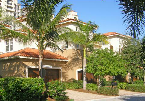 Cannes Villas Real Estate for Sale in Naples, Florida