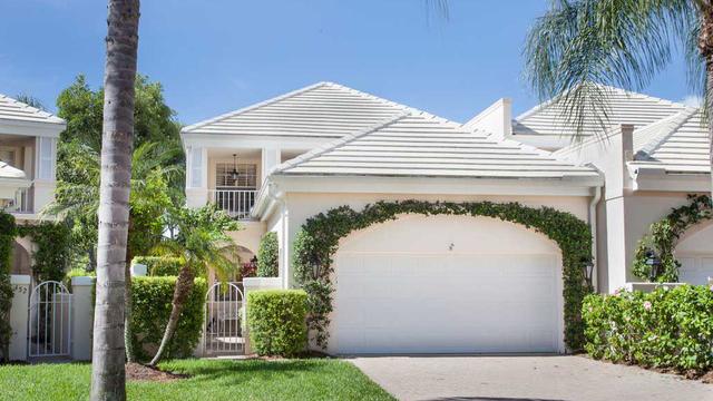 Carlton Place Real Estate Villas for Sale in Pelican Bay Naples, Florida