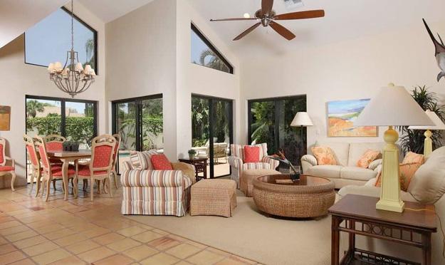 Las Brisas Villas Real Estate for Sale in Naples, Florida