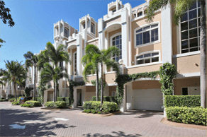 Naples Pelican Bay Villas for Sale