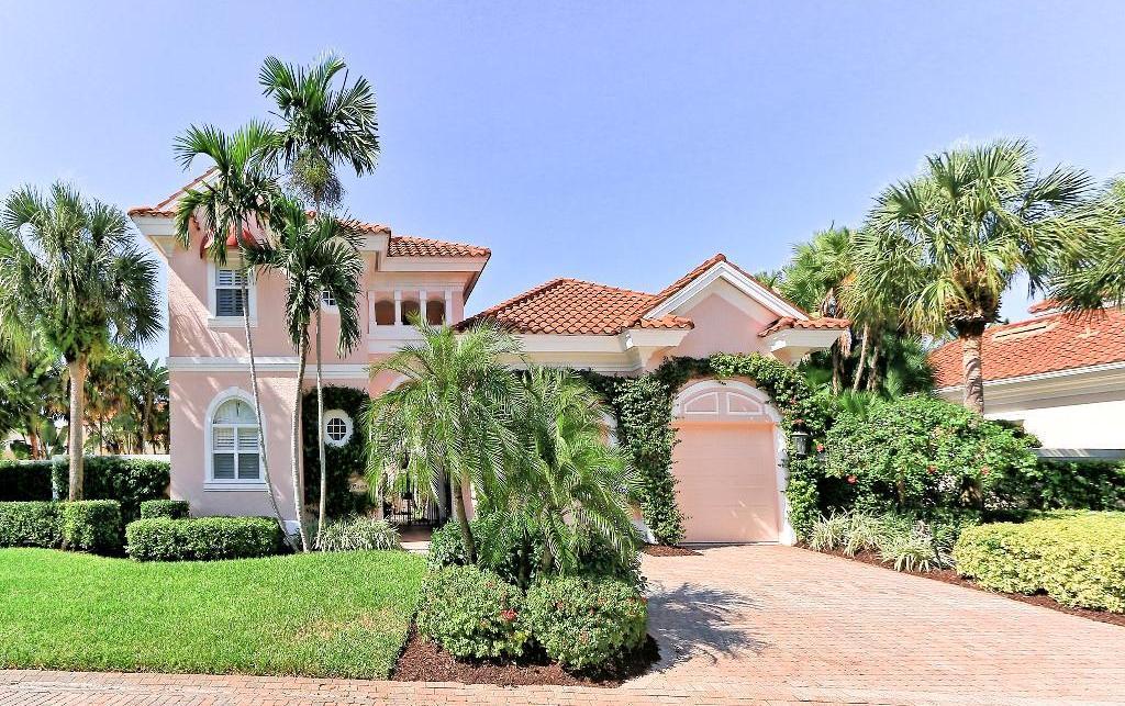 Isle Verde Real Estate Villas for Sale in Pelican Bay Naples, Florida