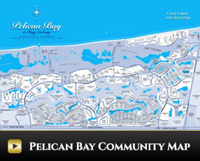 Pelican Bay Community Map