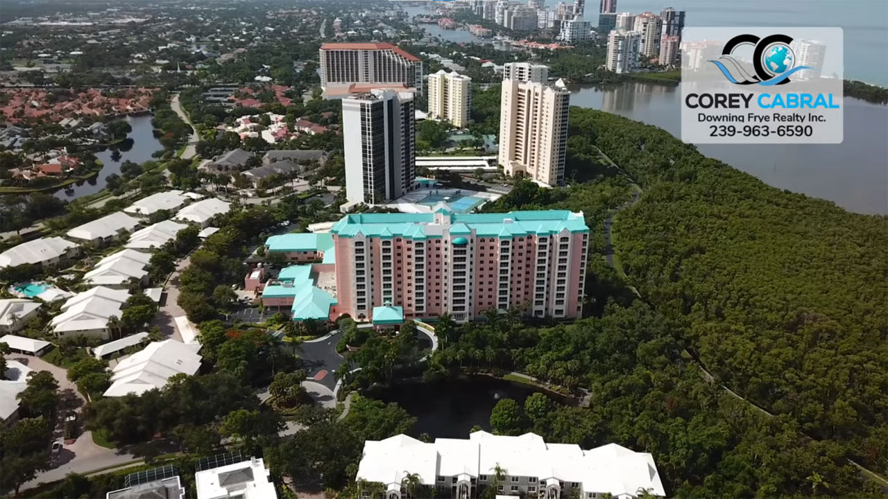 Glenview High Rise Condo Real Estate for Sale in Naples, Florida