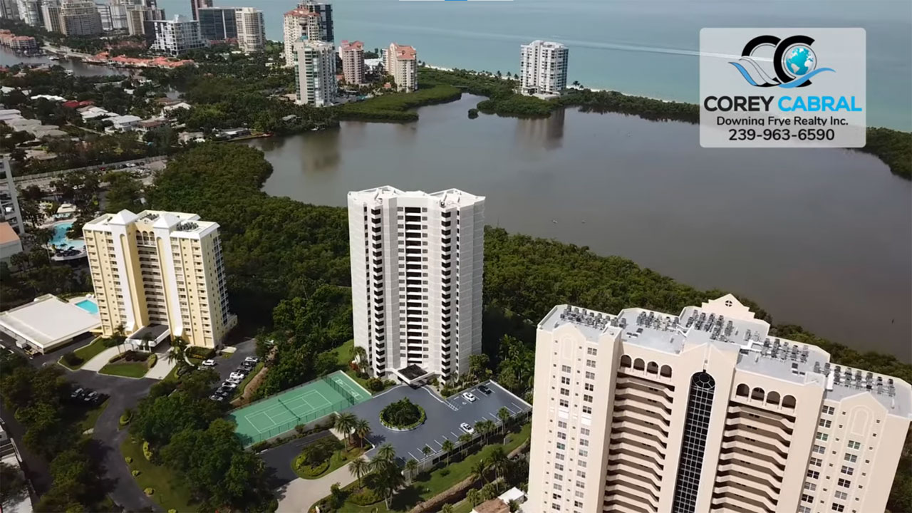Heron High Rise Condo Real Estate for Sale in Naples, Florida