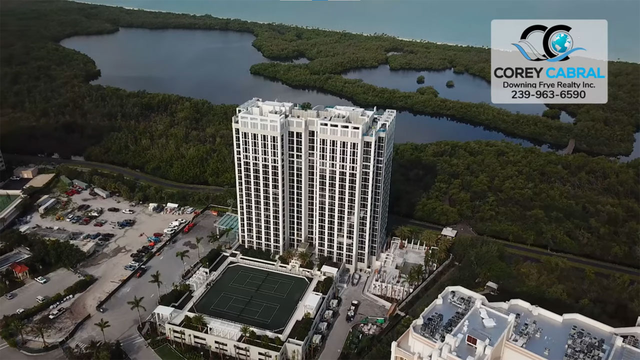 Mystique High Rise Condo Real Estate for Sale in Naples, Florida