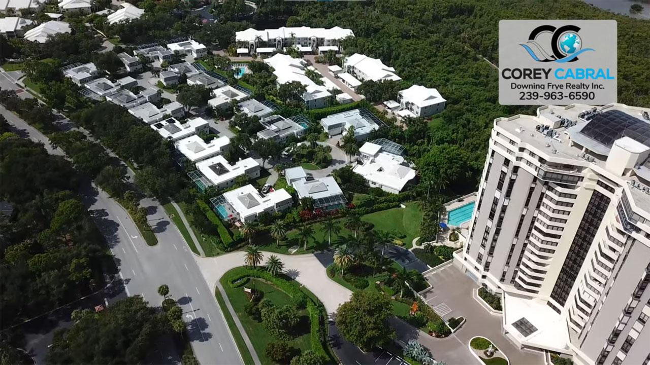 Chanteclair Manor Real Estate Villas for Sale in Pelican Bay Naples, Florida