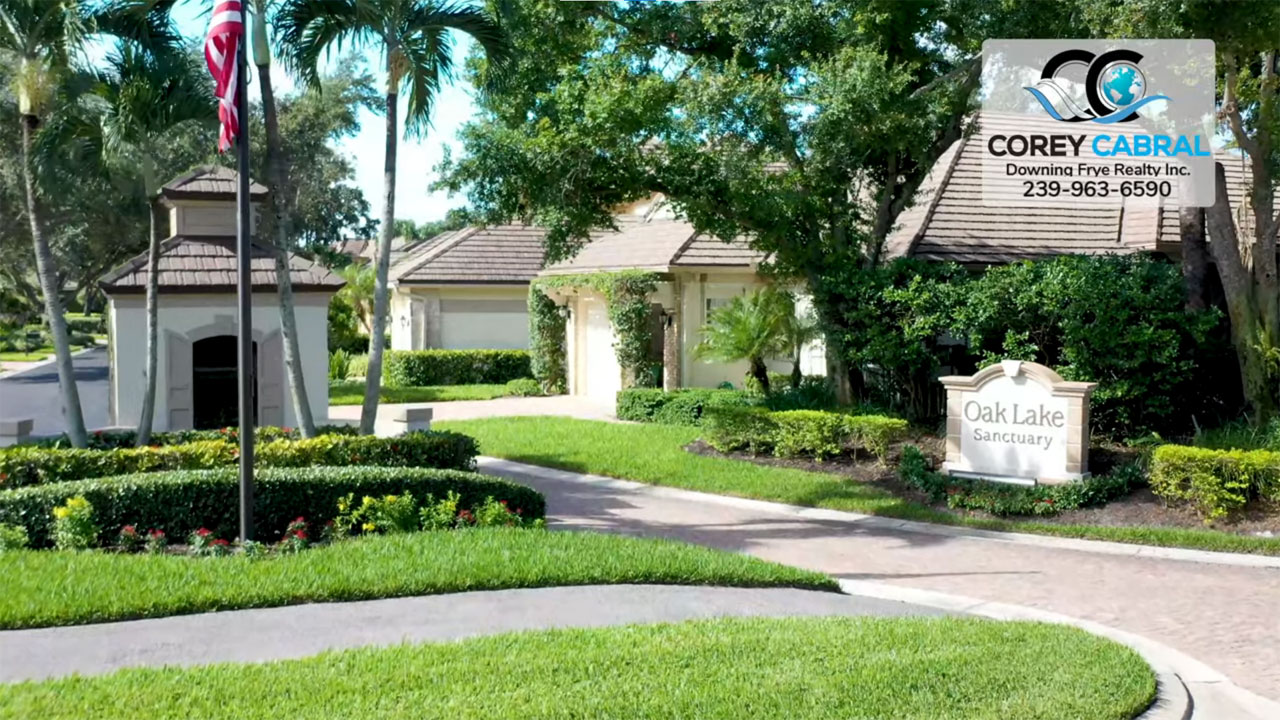 Sanctuary Real Estate Condos for Sale in Pelican Bay Naples, Florida
