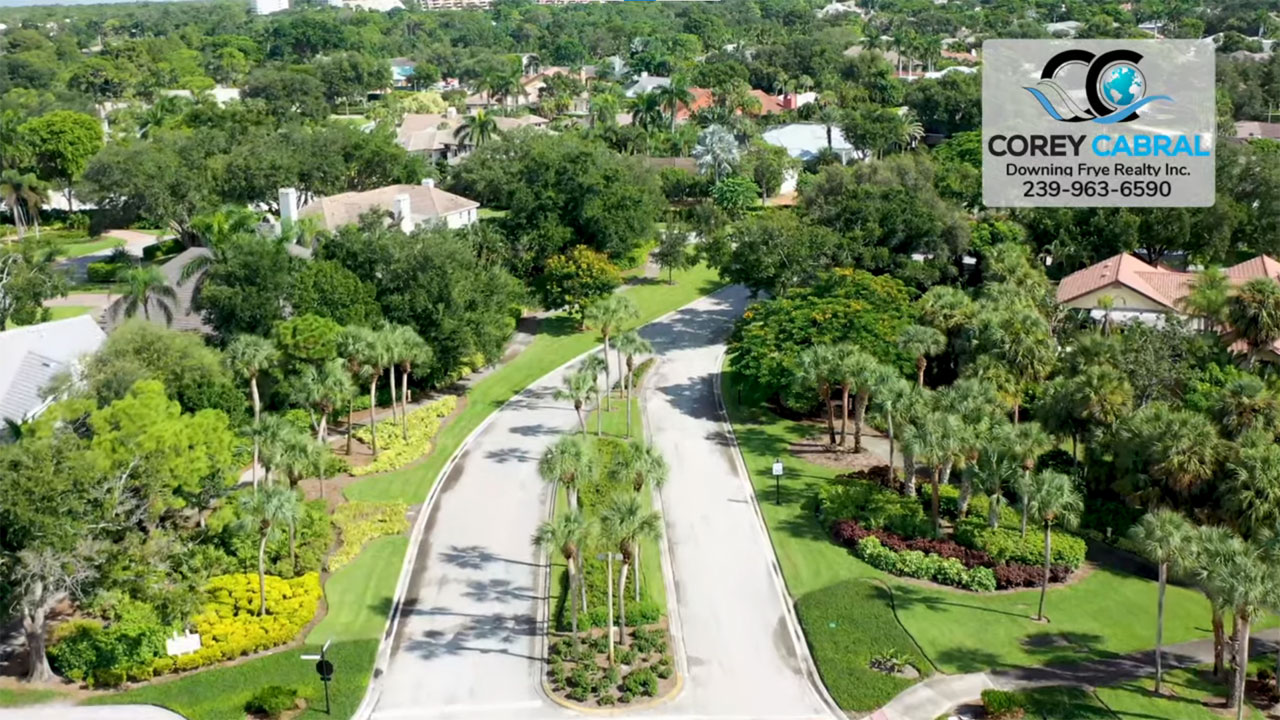 Pelican Bay Woods Real Estate Homes for Sale in Pelican Bay Naples, Florida