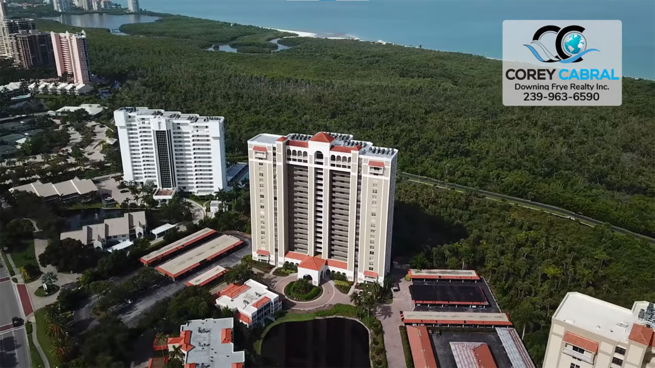 St. Kitts High Rise Condo Real Estate for Sale in Naples, Florida
