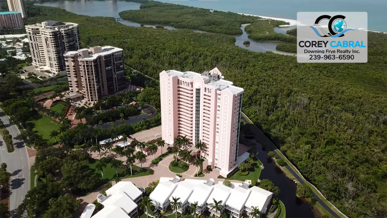 St. Maarten High Rise Condo Real Estate for Sale in Naples, Florida