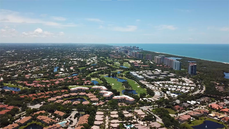 Naples, Florida Pelican Bay Real Estate Videos