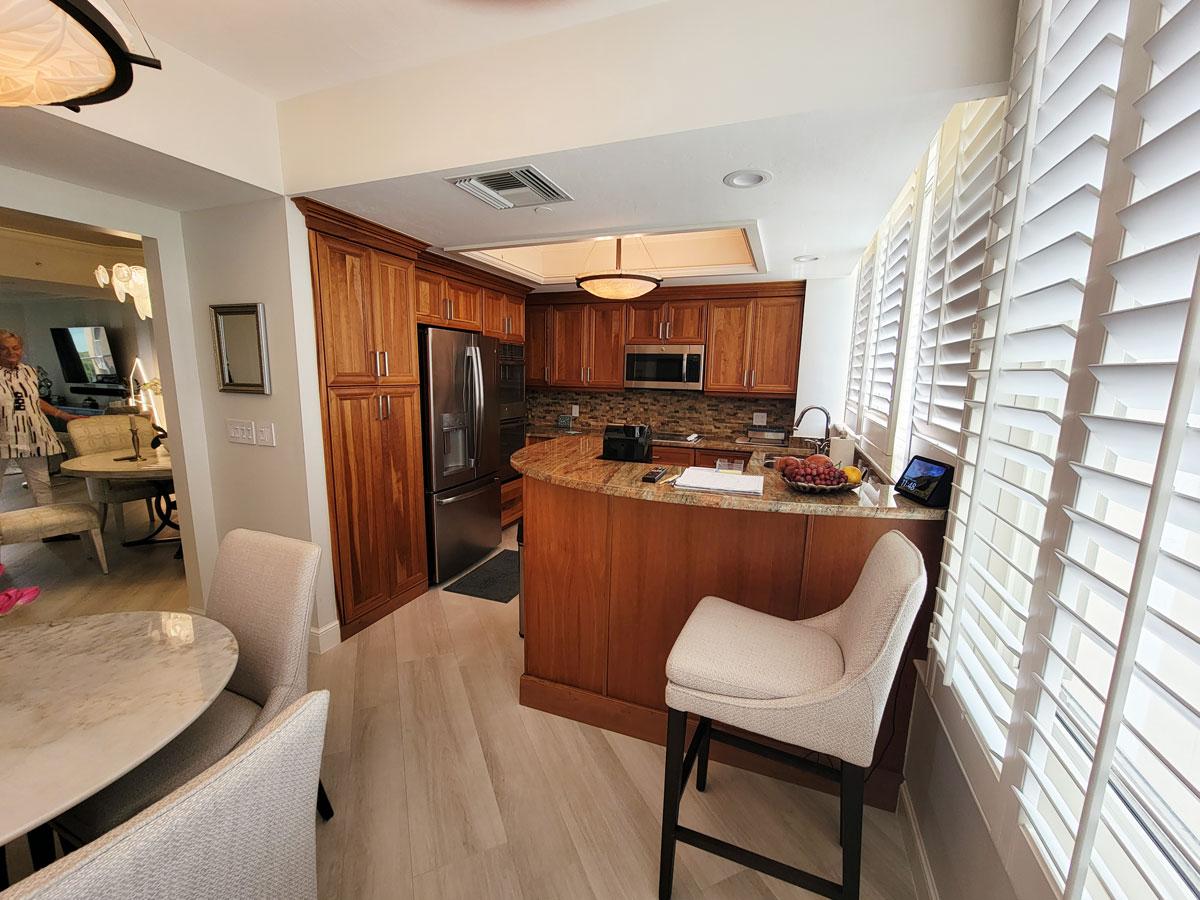 Unit #1506 St Raphael High Rise Condo Real Estate Listing Naples, Florida